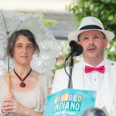 Presentación oficial de Ribadeo Indiano, 11 e 12 de xullo