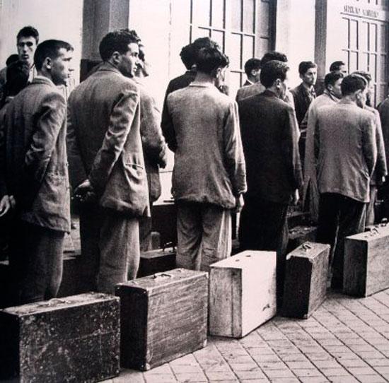 Emigración Galicia