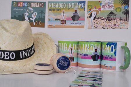 Merchandising Ribadeo Indiano 2017