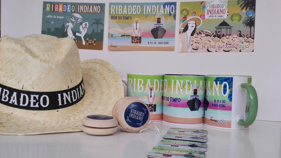 Merchandising Ribadeo Indiano 2017
