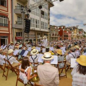 Presentación internacional do evento histórico cultural: Ribadeo Indiano