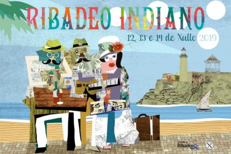 Cartel do Ribadeo Indiano 2019