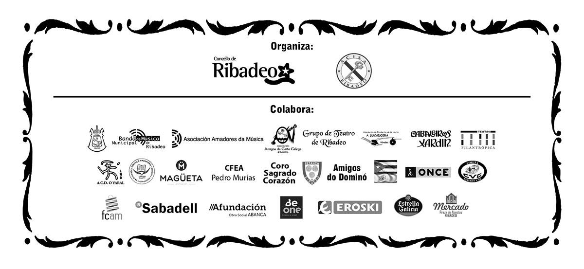 Organizadores colaboradores