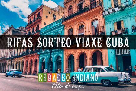 rifas sorteo viaxe Cuba
