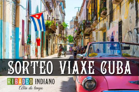 sorteo viaxe a Cuba